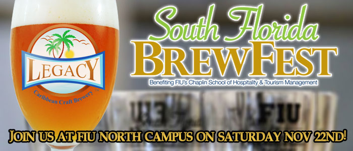 3rd Annual – South Florida Brew Festival