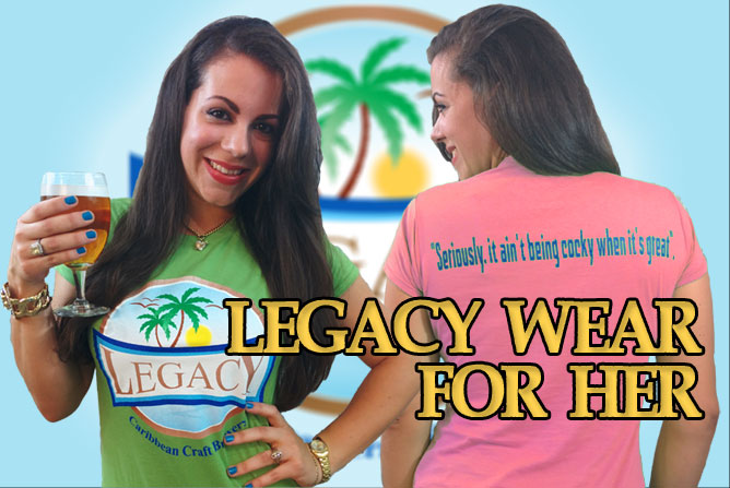Legacy Merchandise for Women