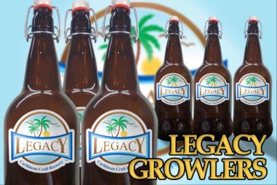 Legacy Growlers