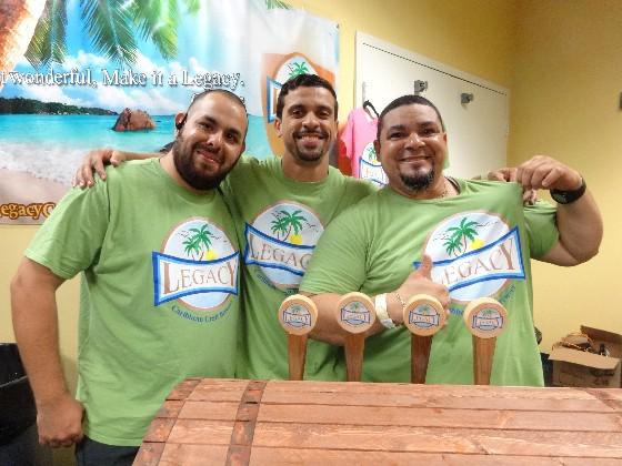 FIU Brewfest 2014 - Legacy Caribbean Craft Brewery