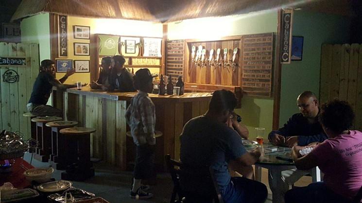 Opa Locka Craft Brewery, Craft Beer on Tap