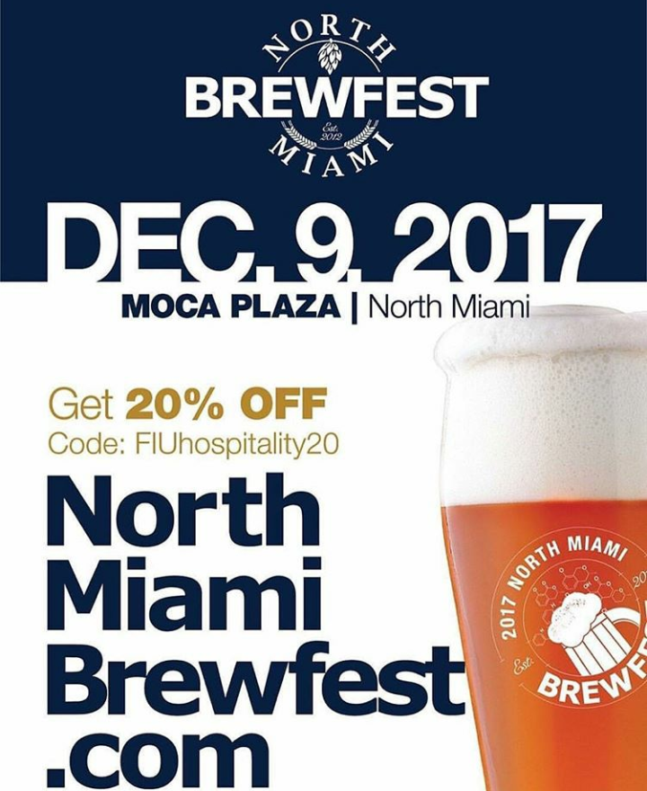 Legacy Brewery at FIU Beer Fest