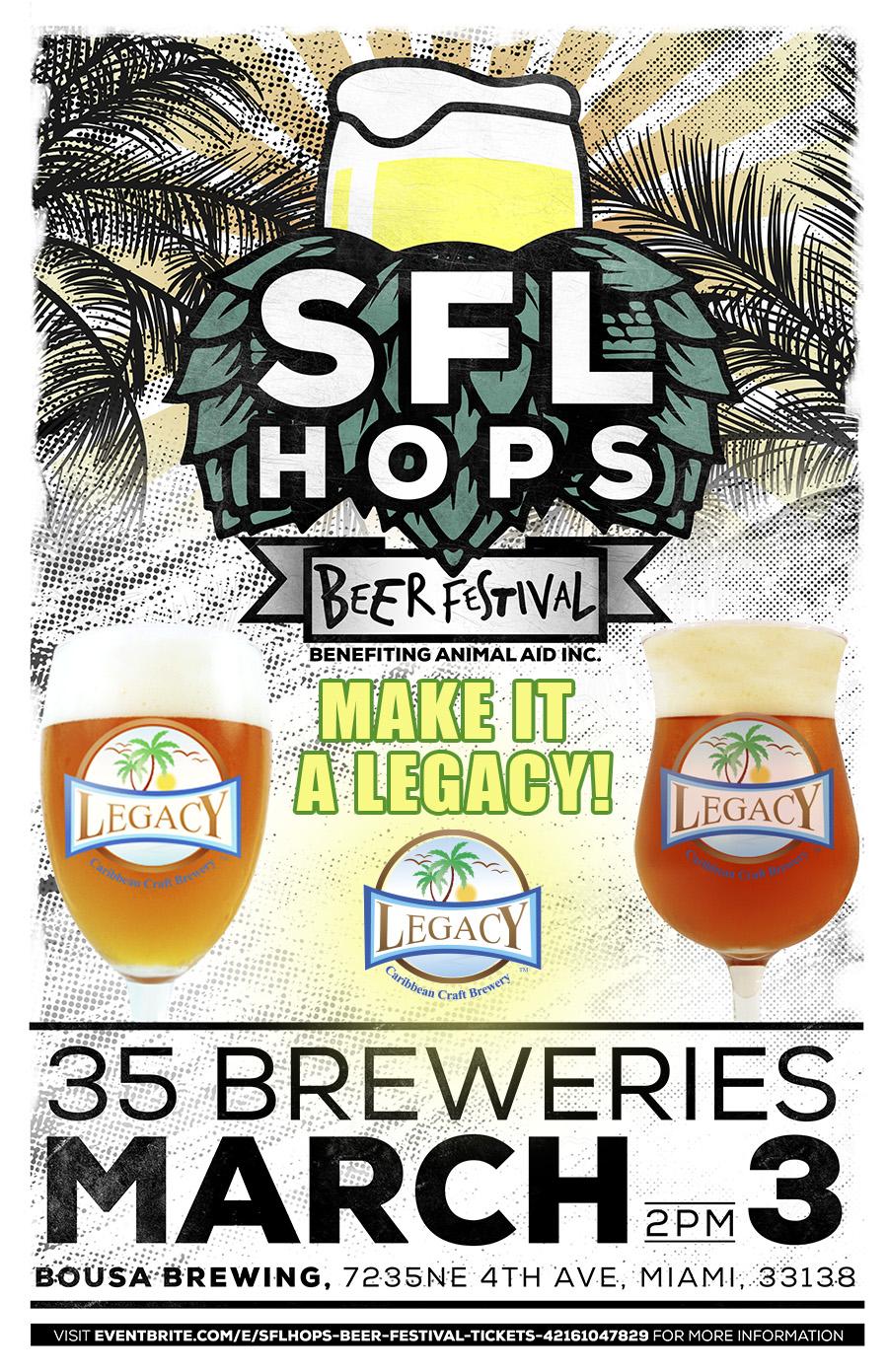 SFl Hops Beer Festival