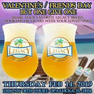 Valentines Friends Day 2019