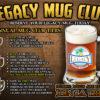 Legacy Mug Club 2019