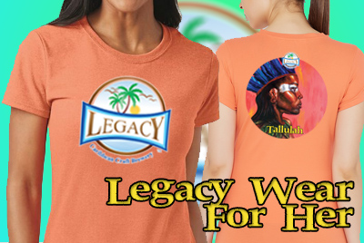 Legacy Merchandise for Women